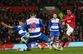 Pertandingan Manchester United vs Reading