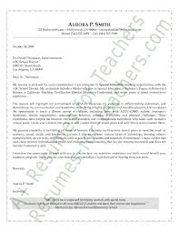 How To Write A Cover Letter For Education Jobs   Cover Letter     music teacher cover letter example