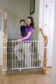 Pressure Mounted Baby Gate Best 25 Baby Gates Ideas On Pinterest Farmhouse Pet Doors