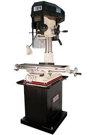 350401 jet jmd 18 milling drill with anilam 411 dro