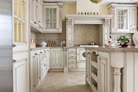 traditional antique white kitchen cabinets kutsko kitchen