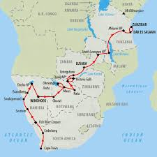 Map Of Kenya Africa by African Safari Tours And Safari Holidays On The Go Tours