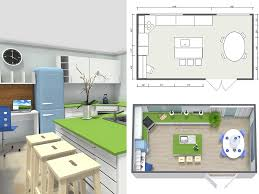 Best 2d Home Design Software Plan Your Kitchen With Roomsketcher Roomsketcher Blog