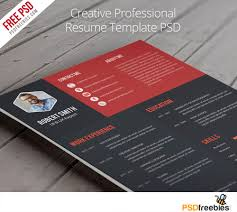 Sample Resume Objectives For Web Developer by 25 Best Free Resume Cv Templates Psd Download Download Psd
