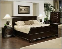 bedroom best of elegant chocolate varnish solid wood costco