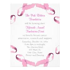 Breast Cancer Awareness Flyers  amp  Programs   Zazzle