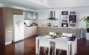 modern kitchen and dining room design decor et moi