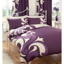 Purple Bed Sets by Bedding Sets Set Products Like Riley King In Melissa Reversible