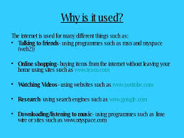 essay topic internet a for and against essay about the internet     Newspaper Essay        words