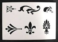 Shabby Chic Stencils by Image Result For Shabby Chic Stencil Design Stencils Pinterest