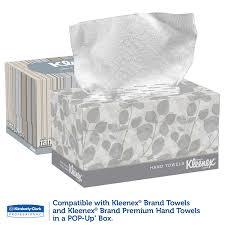 wall mounted kleenex holder amazon com kimberly clark professional 09924 kleenex towel box