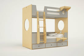 MARINO BUNK BED WITH LADDER  Casa Kids - Ladder for bunk bed