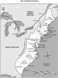 Map Of The New England Colonies by Bkushistory Licensed For Non Commercial Use Only Radicals In