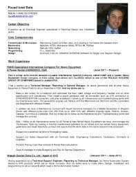 Good Objective Lines For Resumes  general career objective sample     soymujer co Senior Engineer Resume  resume summary statement examples       engineering resume summary