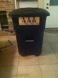 Homebrew Kegerator Trash Can Kegerator For Wedding Home Brew Forums