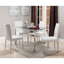 Glass Rectangle Dining Table Innovative Small Glass Top Dining Tables Small Round Glass Dining