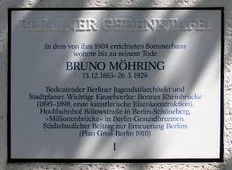 Bruno Möhring