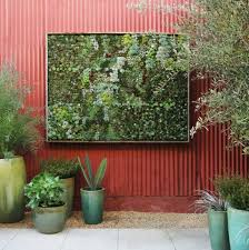 Vertical Garden Vegetables by Think Green 20 Vertical Garden Ideas