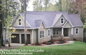 Hip Roof Ranch House Plans Plan 15885ge Affordable Gable Roofed Ranch Home Plan Gable Roof