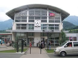 Gare d'Albertville
