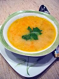 bitkisel sebze çorbası
