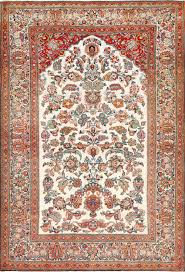 Persian Rugs Nyc by Antique Persian Wool And Silk Prayer Design Kashan Oriental Rug