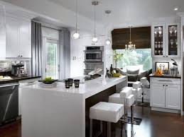 Kitchen Cabinet Cornice by Contemporary Kitchen Window Treatments Hgtv Pictures Hgtv