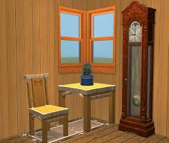 TheNinthWaveSims                  TheNinthWaveSims     end tables  and dining tables in the catalog and functions as all    child  teen  and young adult sims can even do homework on it   Enjoy