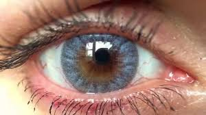 desio icy blue coloured contact lenses with hd closeups youtube