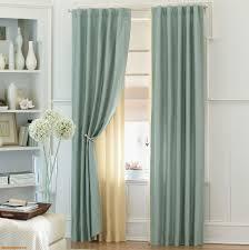 Living Room Curtain Looks Black Leather Sofa Recliner Set Elegant Looks With Turquoise
