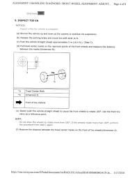 lexus zero point calibration procedure stock oem alignment settings for rcf clublexus lexus forum