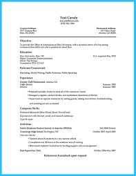 Cook Resume Sample Pdf Resume For A Barista Job