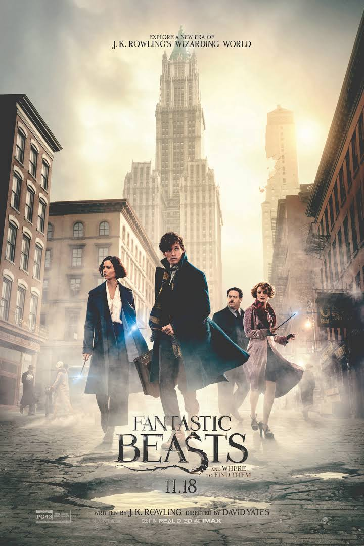 Fantastic Beasts and Where to Find Them Full Movie Download HD DVDRip