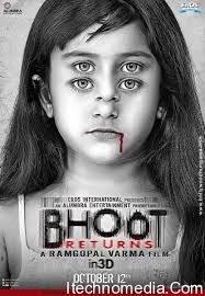 bhoot returns (2012) [Vose]