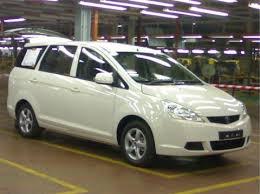 Foto Mobil Proton Exora Mobil Keluarga Murah Modern Sporty 154Juta