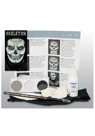 skeleton makeup kit