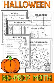 printable halloween worksheets best 25 halloween math worksheets ideas on pinterest halloween