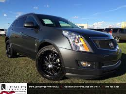 lexus watertown massachusetts pre owned grey 2010 cadillac srx awd 2 8t premium in depth review
