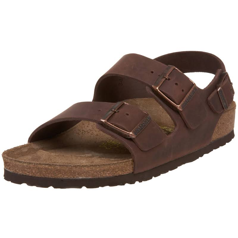 Birkenstock Milano Oiled Leather Habana 36 / Regular