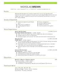 Breakupus Pleasant Best Resume Examples For Your Job Search