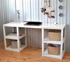 home design ikea micke corner workstation desk white minimalist