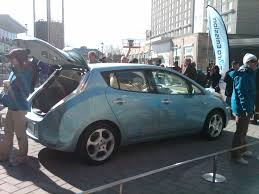 nissan leaf you plus the future has arrived in the triangle the 100 electric zero