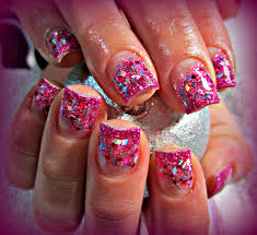 pretty acrylic nails how you can do it at home pictures designs
