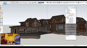Nick Lee Architecture by Nick Sonder Process 1 Overview And Clean Line Work Youtube