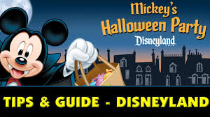 mickey u0027s halloween party tips u0026 guide disneyland youtube