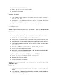 General Sample Resume Captivating Construction Worker Resume 4 Construction Resume