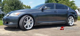lexus gs wheels and tires 18 19 20 22 24 inch