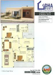 Home Floor Plans And Prices by Dha Homes Islamabad Location Layout Floor Plan And Prices