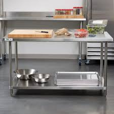 Kitchen Carts On Wheels by Uncategories Industrial Kitchen Cart Rolling Kitchen Island