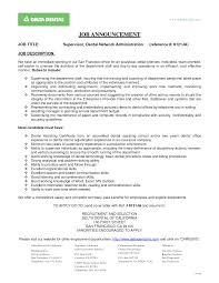 Medical Office Assistant Resume Examples by Dental Receptionist Resume Example Dental Hygienist Resume Example